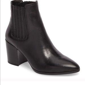 Steve Madden Size 10 Black Jaclyn Boot